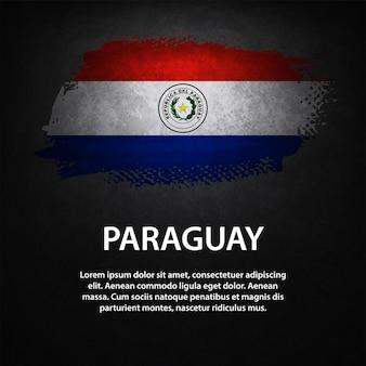 Bandiera del paraguay