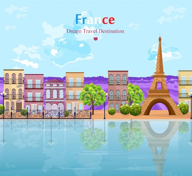 Architettura del paesaggio di parigi