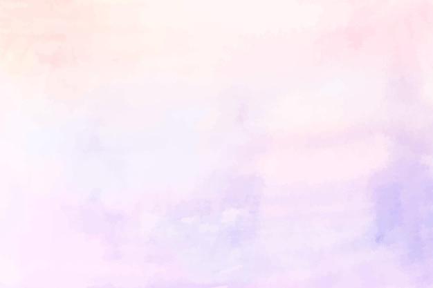 Acquerello pastello dipinto di sfondo