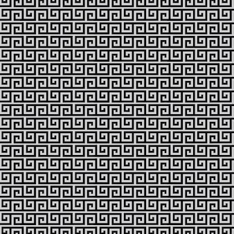 Struttura del modello linea arte azteca sfondo