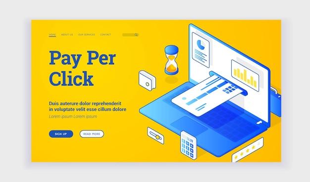 Sito web pay per click