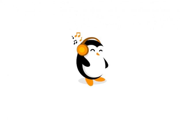 Mascotte pinguino