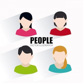 La gente progetta