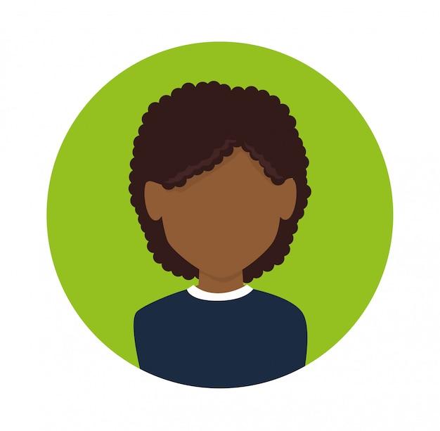 Icona del profilo di persone