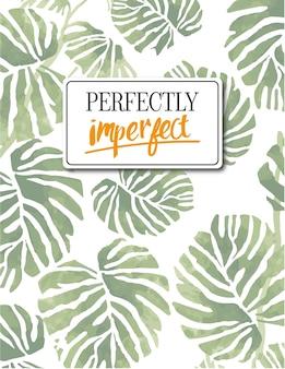 Perfettamente imperfetto