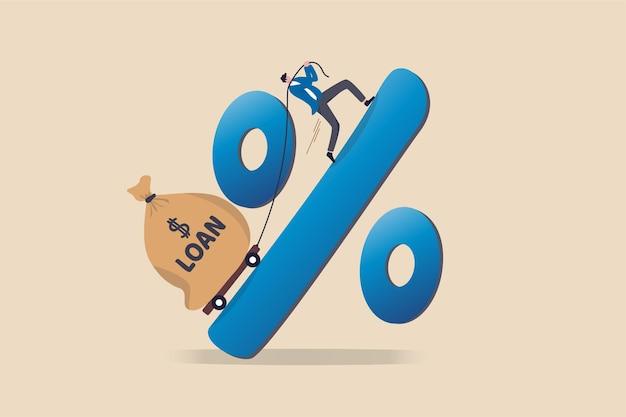 Tasso di interesse del prestito personale