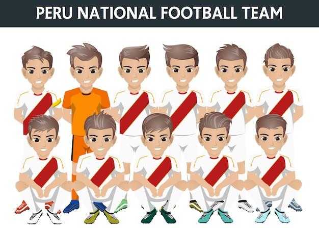 Squadra nazionale di calcio del perù