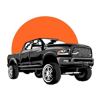 Auto pick-up