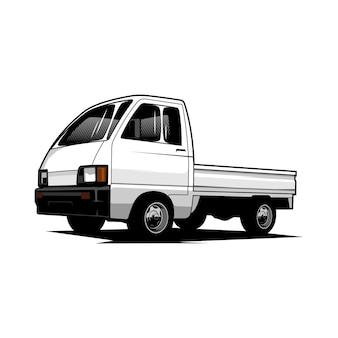 Illustrazione pickup
