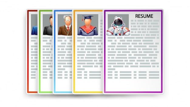 Immagine del curriculum