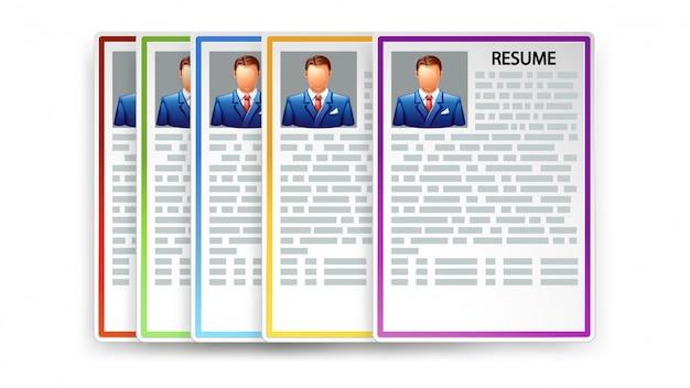 Immagine di curriculum