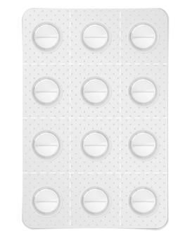 Pillole in confezione blister