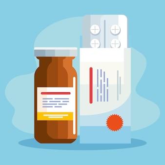 Pillole e pentola