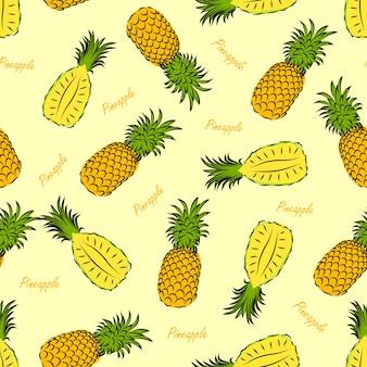 Ananas senza soluzione di continuità