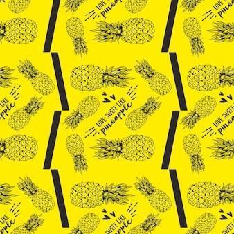 Modello di pineapples
