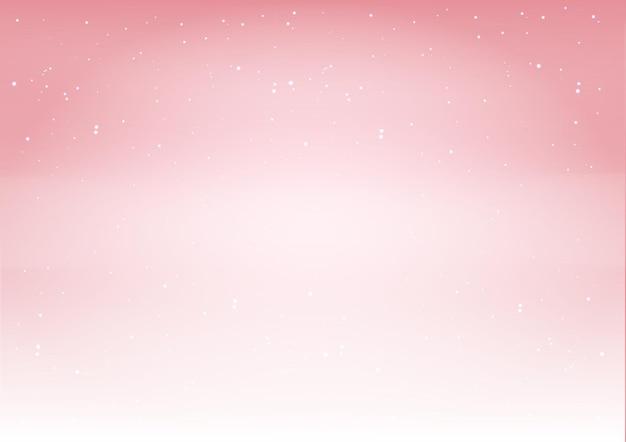 Sfondo rosa per la festa di san valentino e il matrimonio