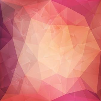 Sfondo geometrico rosa di colore rosa