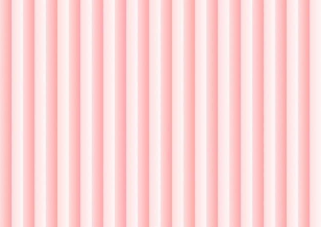 Sfondo astratto rosa onda geometrica.