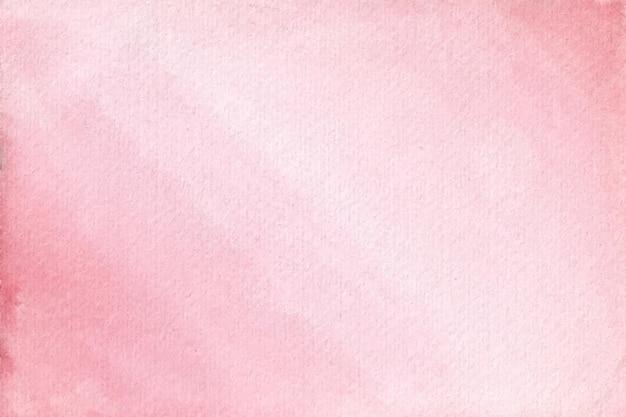 Trama di sfondo rosa acquerello
