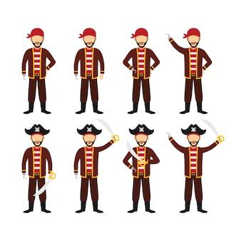 Personaggio dei pirati