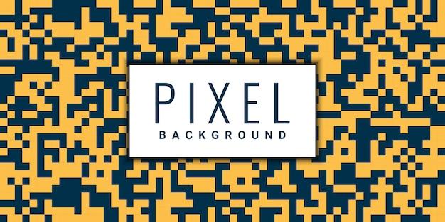 Pixel sfondo astratto