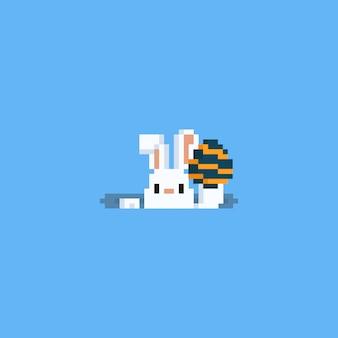 Coniglio pixel