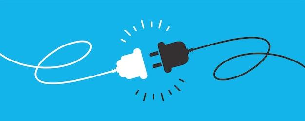Il logo della tecnologia pixel progetta il vettore di concetto, il simbolo del logo di rete internet
