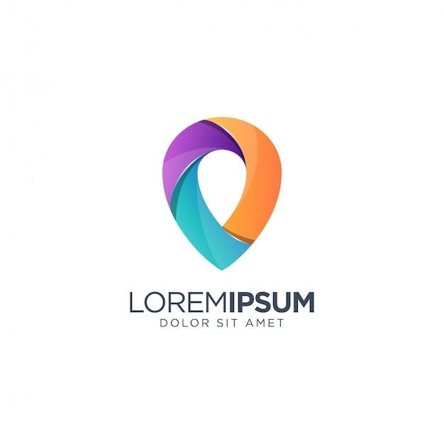 Posiziona il logo