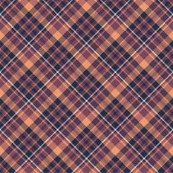 Motivo a quadri. trama del tessuto a scacchi. design tessile quadrato a strisce