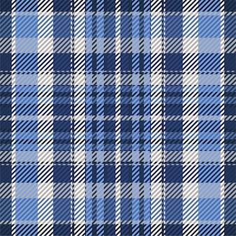 Modello plaid senza soluzione di continuità. controlla la trama del tessuto. sfondo quadrato a strisce. tartan di design tessile.