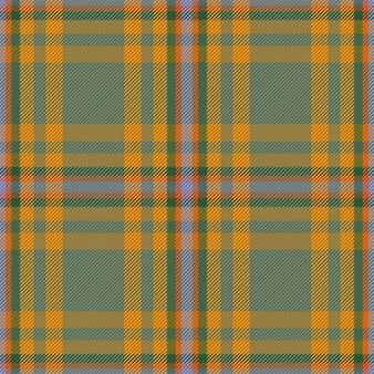 Motivo scozzese senza cuciture. controlla la trama del tessuto. sfondo quadrato a righe. tartan di disegno tessile vettoriale.
