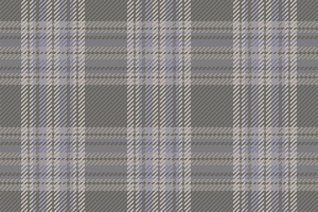 Plaid a quadri scozzesi senza cuciture per gonna