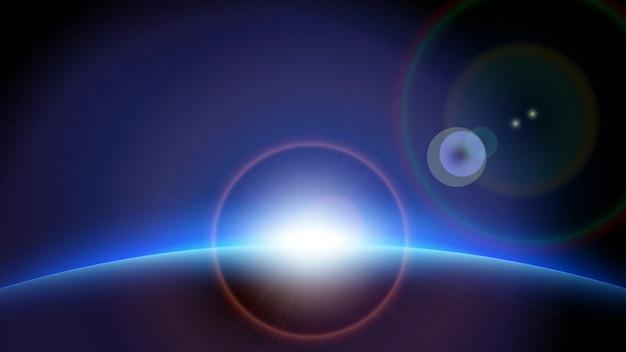 Planet sun1