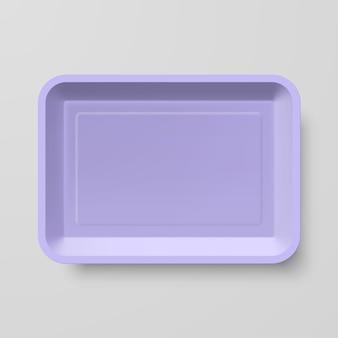 Contenitore per alimenti in plastica