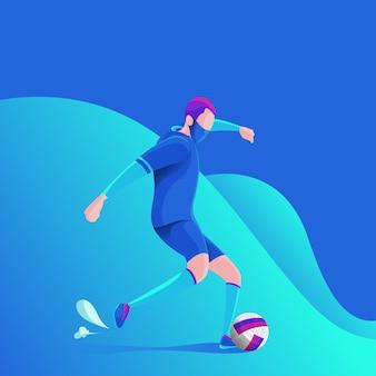 Giocare a calcio nella stagione delle pandemie