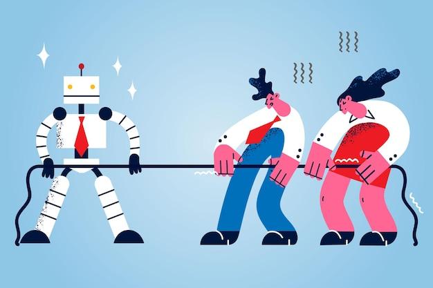 Giocare con il concetto di intelligenza artificiale
