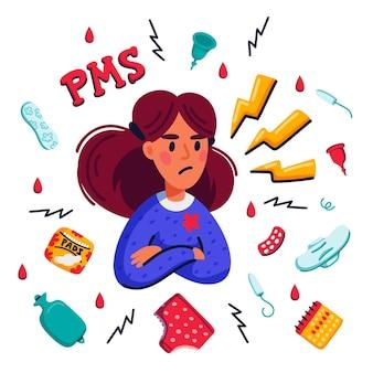 Concetto di sindrome premestruale
