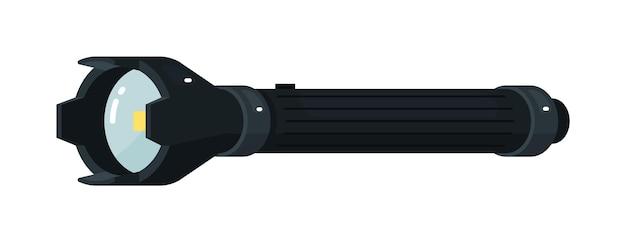 Attrezzatura torcia elettrica tascabile a led
