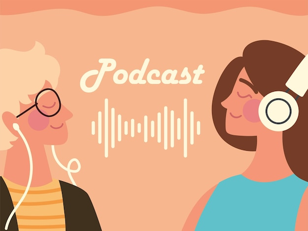 Podcast giovani