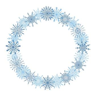 Stella di natale stella di natale fiore motivo floreale festivo senza cuciture sfondo invernale disegnato a mano