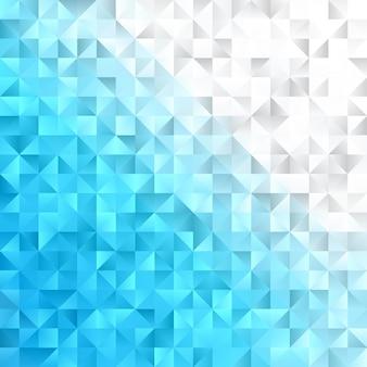 Poligono diamante geometrico astratto sfondo carta da parati vettore moderno