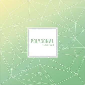 Poligonale. forma geometrica. illustrazione
