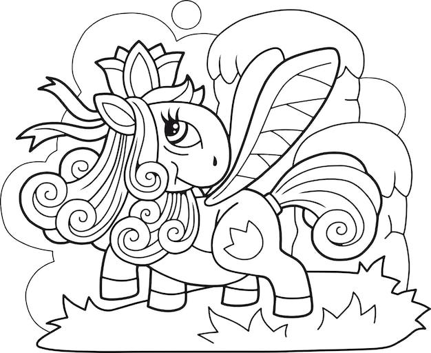 Principessa pony