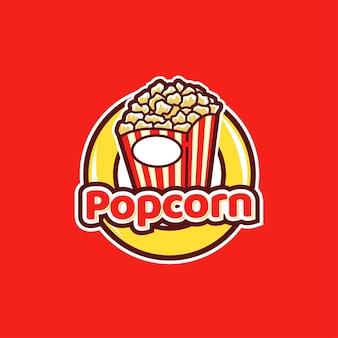 Spuntino di film pop del cinema popcorn