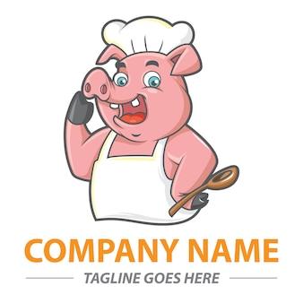 Chef di maiale