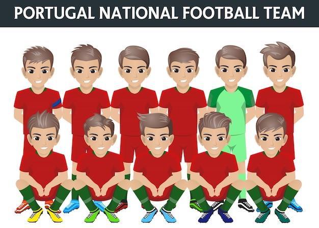 Squadra nazionale di calcio del portogallo