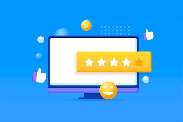 Concetto di feedback positivo