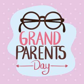 Poster festa dei nonni