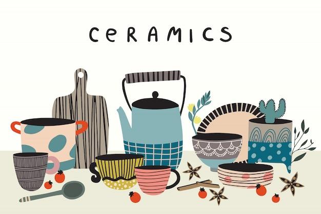 Ceramiche e ceramiche