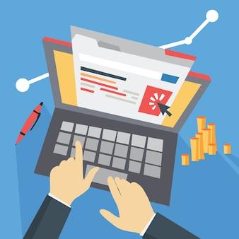 Pay per click ppc pubblicità su internet
